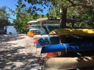 kayak-rack