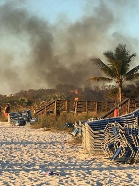 South Beach Fire