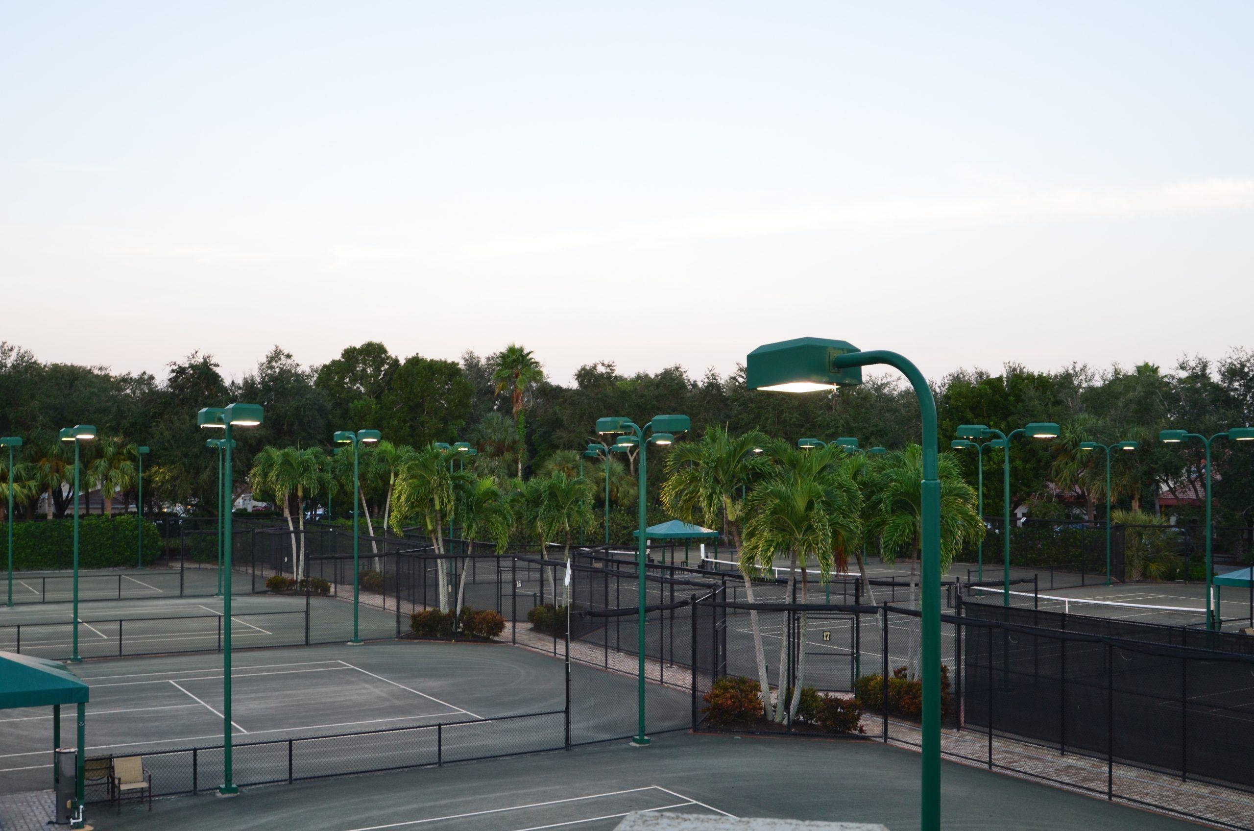 Pelican Bay - Public space