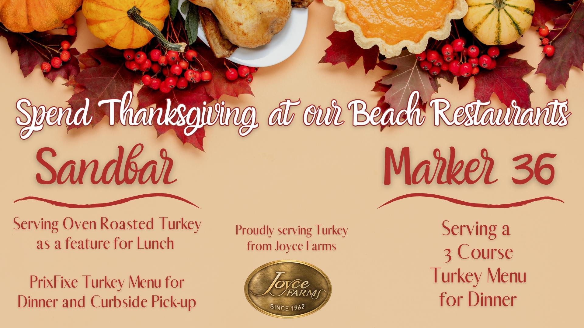 Thanksgiving - Thanksgiving
